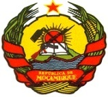 Repúblic of Mozambique, Ministry of Education and Human Development logo
